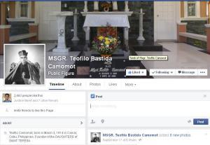 Teofilo fb fanpage